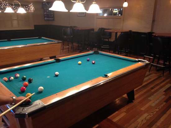 Irmo, SC: pool table