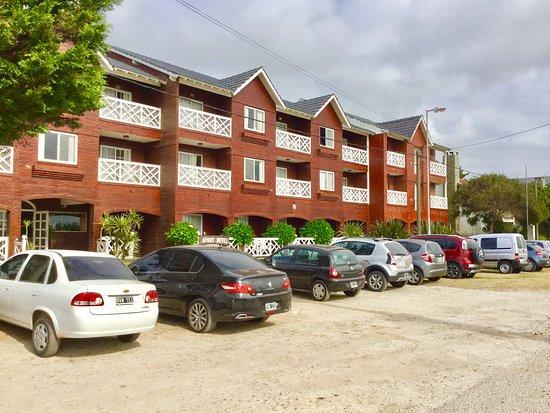 Apart Hotel Punta Verde: Frente del Complejo
