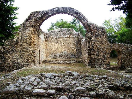 Zona Arqueologica Oxtankah