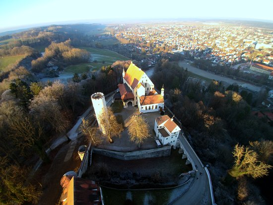 Schloss Mindelburg