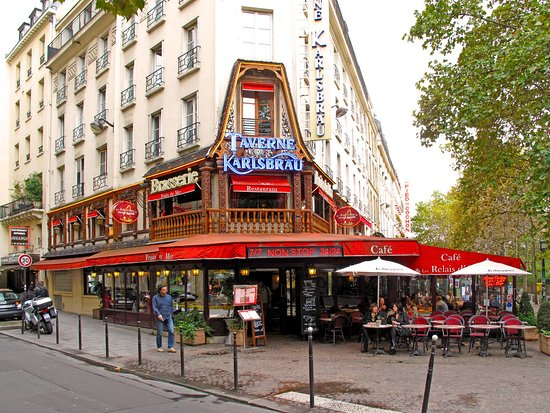 Relais D Alsace Restaurant Paris