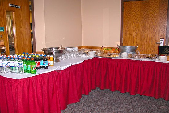 Potosi, MO: Private catering