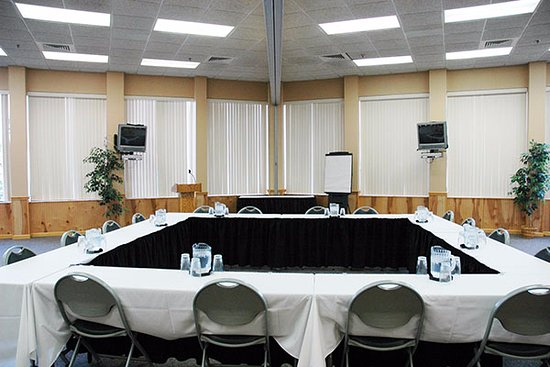 Potosi, MO: Meeting Rooms & AV