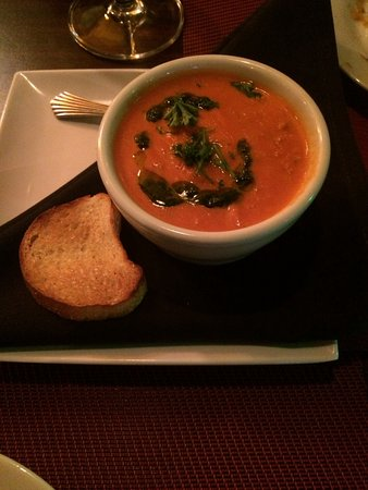 Sierra St Kitchen Tail Tomato Bisque Soup