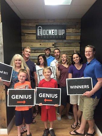 Lynchburg, VA: Winners