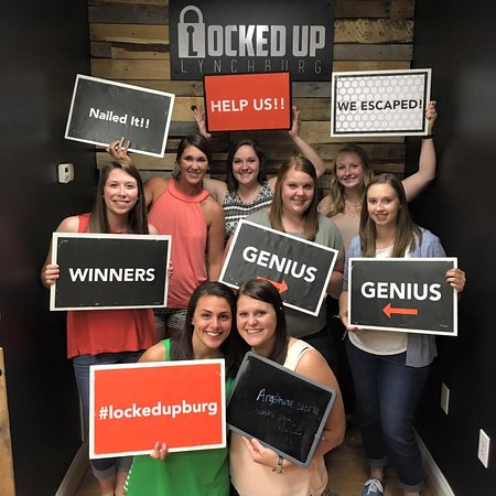 Lynchburg, VA: Bachelorette Party