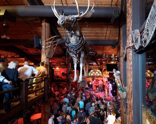 Mangy Moose Restaurant and Saloon - Jackson Hole, WY