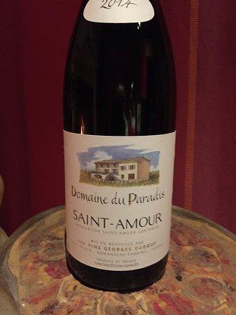 La Roche-Posay, France : On connaît le ST Amour...!!!