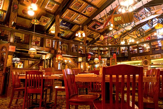 Mangy Moose Steakhouse And Saloon Teton Village Menu