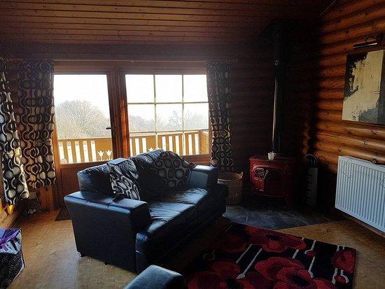 Eldwick, UK: Lounge