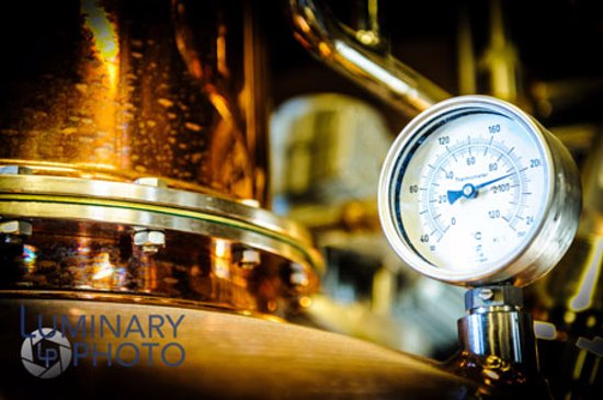 Templeton, كاليفورنيا: Ethyl making Brandy