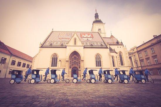 Zagreb Pedicab