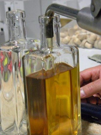 Templeton, Californië: Bottling Brandy