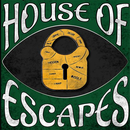 ‪Vizzini's House of Escapes‬
