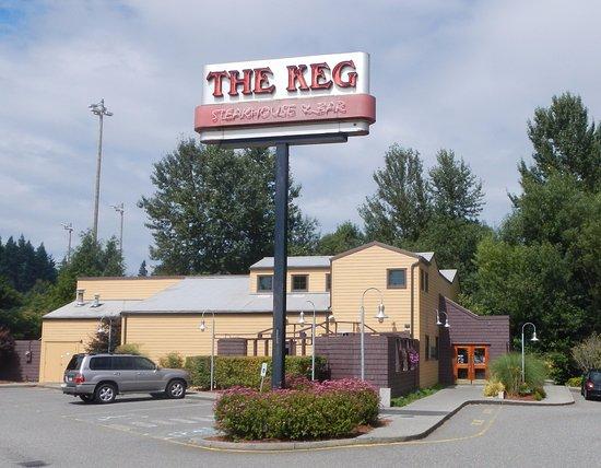 Lynnwood, WA: The Keg Steakhouse + Bar