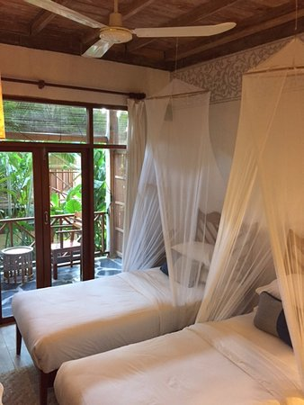 My Dream Boutique Resort: Small but ozy and rustic room