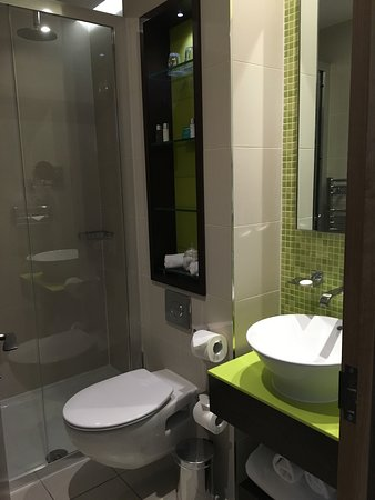 Hotel Indigo London-Paddington: Bathroom