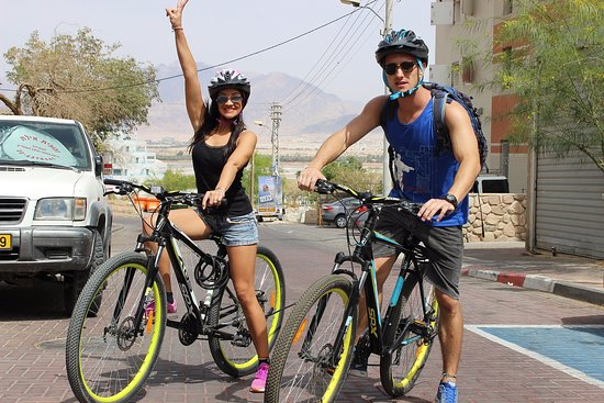 Bicycle rental eilat