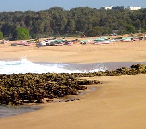 El Jadida, Maroko: The beach and the waves