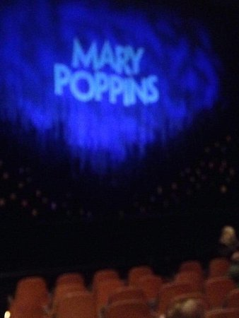 Wales Millennium Centre: Mary poppins