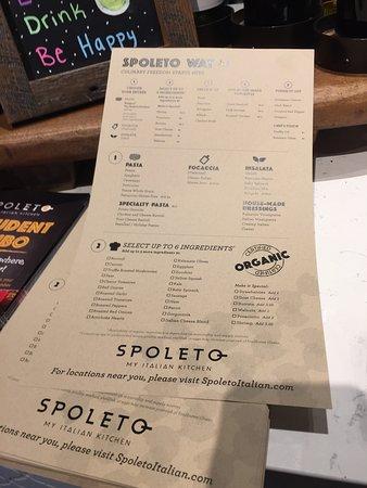 Spoleto My Italian Kitchen, Winter Park - Restaurant Reviews ...