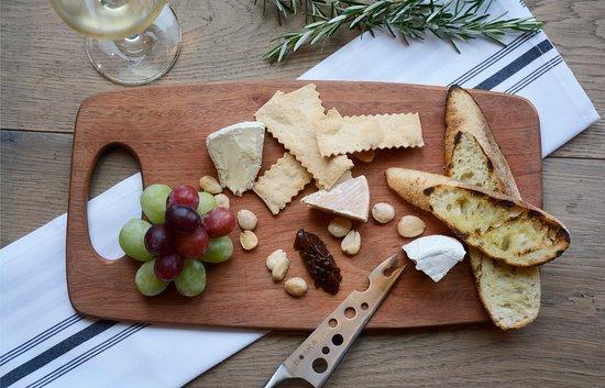 Jenner, Kalifornien: Artisan Cheese Board