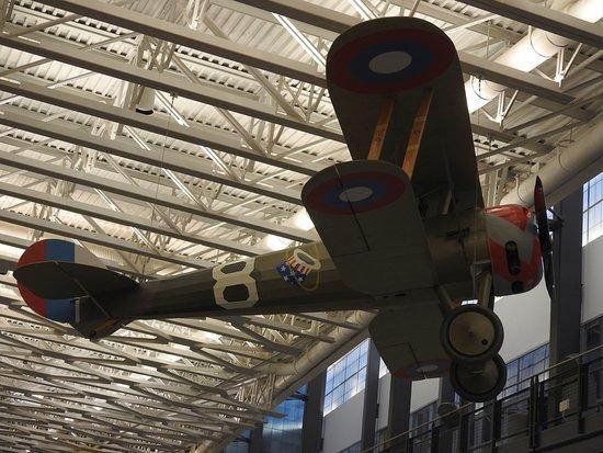 Chantilly, VA: biplane