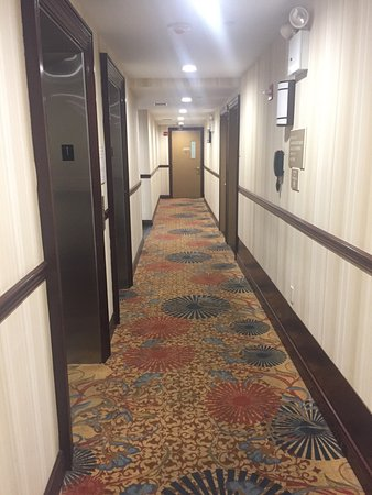 Country Inn & Suites By Carlson, New York City in Queens: Our stay