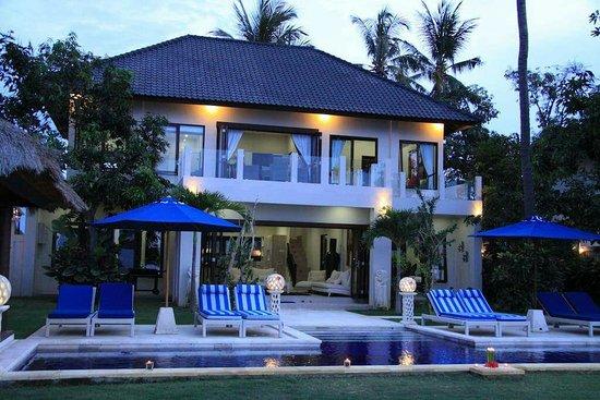 The Beachfront Villas Bali