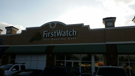 First Watch Picture