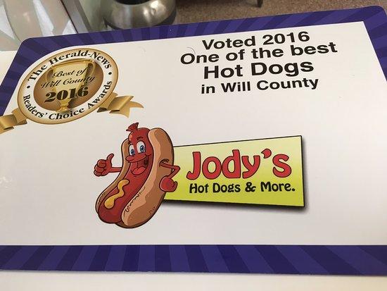 Joliet, IL: best hot dogs