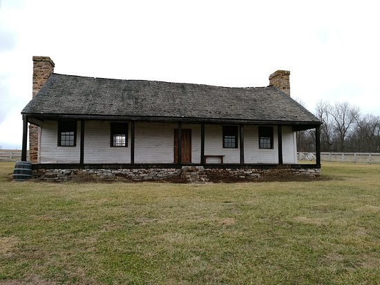 Ash Grove, MO: Nathan Boone Homestead State Historic Site
