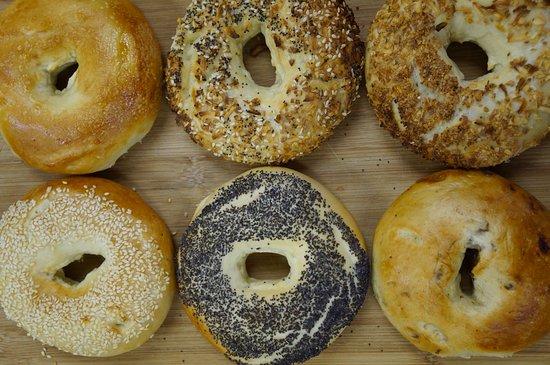 Soldotna, AK: Bagels by the half dozen