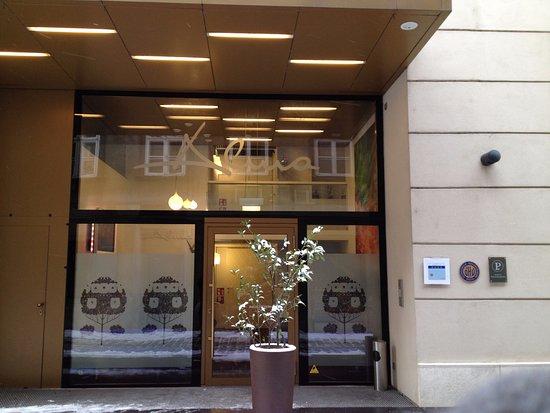 Alma Boutique-Hotel: hotel alma boutique