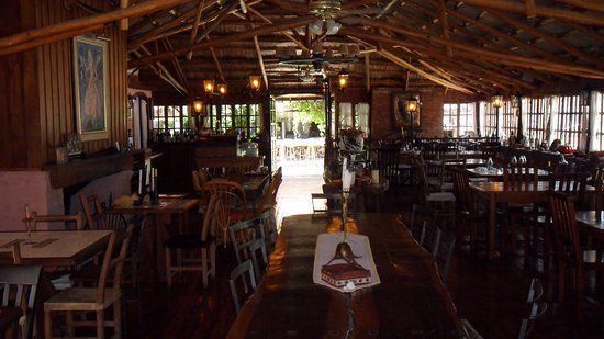 Las Tapias, Argentinië: Salón comedor