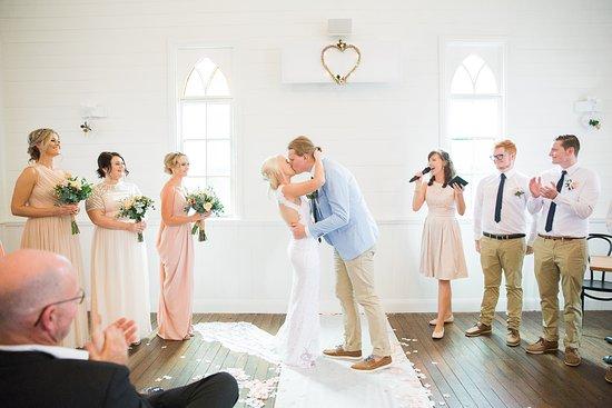Bellingen, Australia: Wedding Ceremonies at Cedar Bar & Kitchen