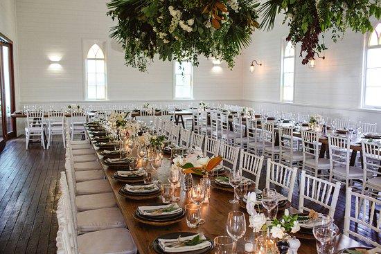 Bellingen, Australia: Wedding receptions at Cedar Bar & Kitchen
