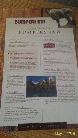 Bumpers Inn