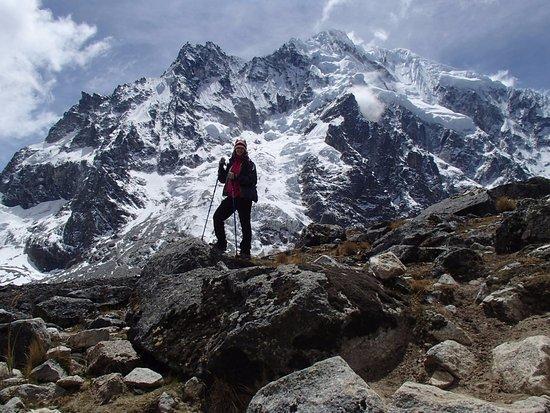 Llama Path: Salkantey