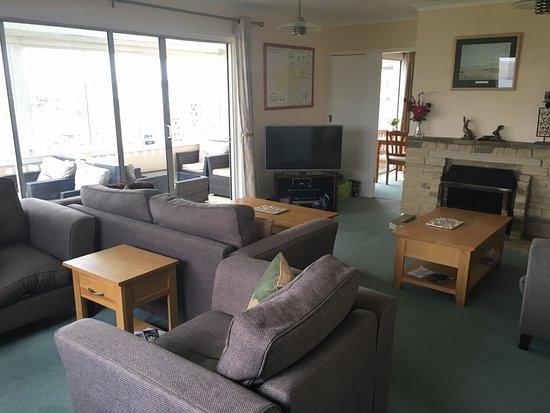 Darwin House: Living Room
