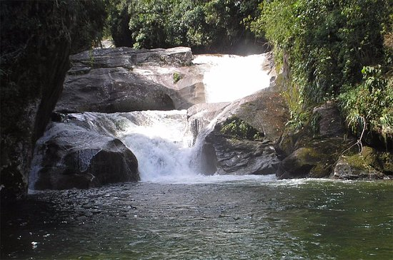 Deus Waterfall