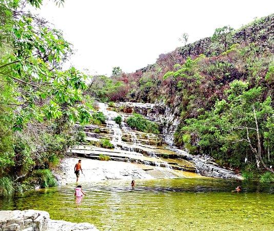 Cachoeira Dicadinha: Lugar maravilhoso