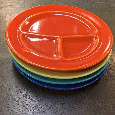 Healdsburg, Kalifornien: Grill plates for the BBQ