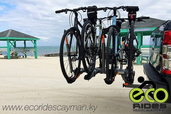 East End, Grand Cayman: Quality bikes, fun filled tours, ECO Rides Cayman provides all this and much more. Let's Ride...