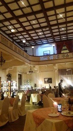 Hotel Suisse: cena al Suisse Hotel Kandy