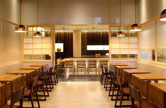 Aoi Japanese Restaurant Bar Private Sushi Dining Room