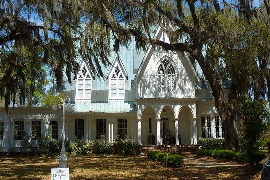 Bluffton, SC: Rose Hill Mansion