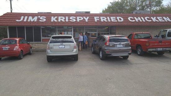 Mexia, TX: Best Fried Chicken!