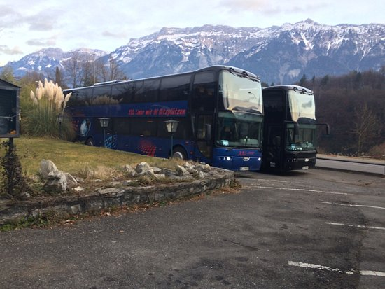 Goldswil, Schweiz: Hotel Restaurant Burgseeli