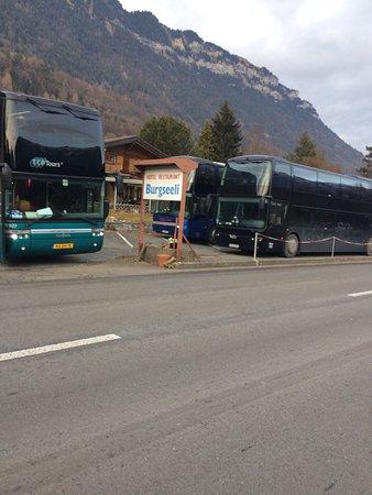 Goldswil, Svizzera: Hotel Restaurant Burgseeli